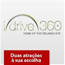 I-Drive 360: Madame Tussauds e Icon Orlando 360